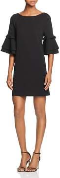Aqua Bell Sleeve Shift Dress - 100% Exclusive