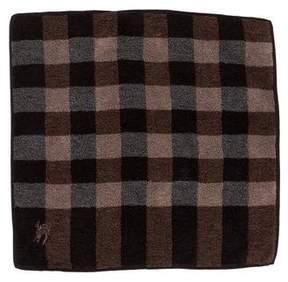 Burberry Terry Cloth Nova Check Handkerchief