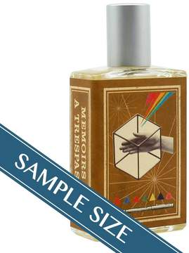 Sample - Memoirs of a Trespasser EDP by Imaginary Authors (0.7ml Fragrance)