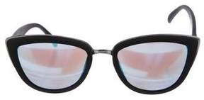 Quay My Girl Cat-Eye Sunglasses