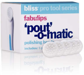 Bliss Fabulips 'pout'-O-Matic Polishing Heads