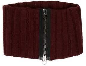 Rag & Bone Merino Wool Zip Snood