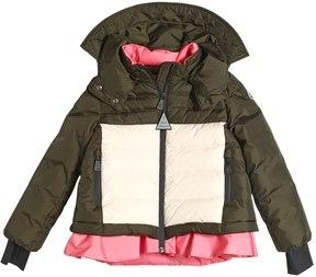 Moncler Les Saisies Nylon Down Ski Jacket