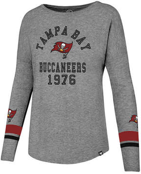 '47 Women's Tampa Bay Buccaneers Encore Long Sleeve T-Shirt