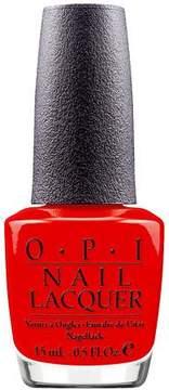 OPI NailCare Polish Big Apple Red