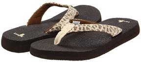 Sanuk Yoga Wildlife Women's Sandals