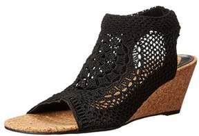 Nina Womens Neanaeh Open Toe Casual Platform Sandals.