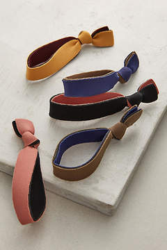 Anthropologie Neoprene Hair Ties