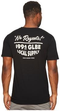 Globe No Regrets Tee Men's T Shirt