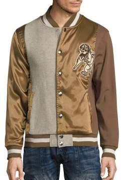 PRPS Aquifer Varsity Jacket