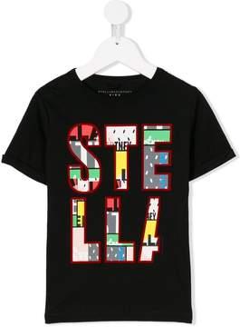 Stella McCartney Stella print T-shirt