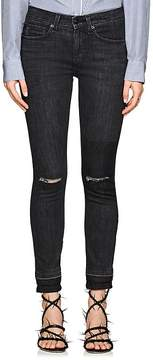 Derek Lam 10 Crosby Women's Devi Distressed Skinny Jeans