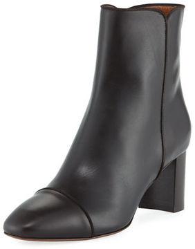 Aquatalia Everleigh Calf Zip Ankle Boot