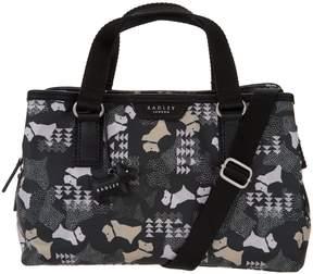 Radley London London Data Dog Medium Satchel Handbag
