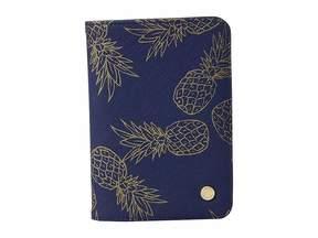 Deux Lux Biscayne Passport Case Wallet
