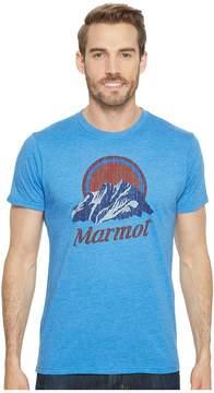 Marmot Short Sleeve Pikes Peak Tee Men's T Shirt