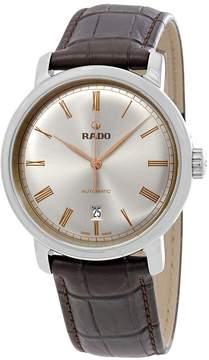 Rado DiaMaster Automatic Silver Dial Men's Watch