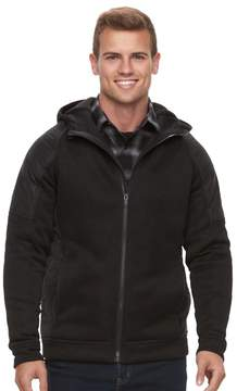 Apt. 9 Men's Sherpa-Lined Quilted Hooded Jacket