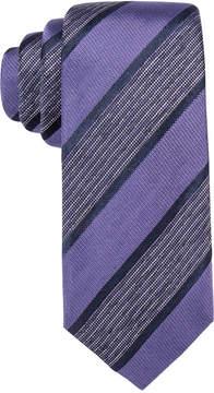 Alfani Men's Purple 2.75 Slim Tie, Created for Macy's