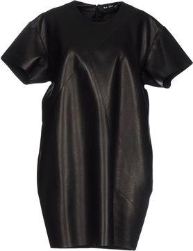 BLK DNM Short dresses