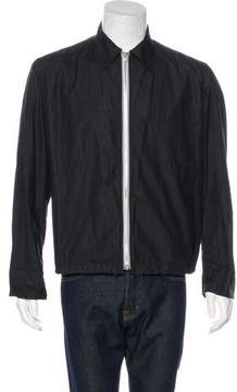Helmut Lang Vintage Zip-Up Windbreaker Jacket