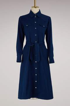 A.P.C. Annie cotton dress