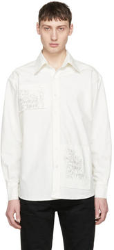 Enfants Riches Deprimes White Sorry Shirt