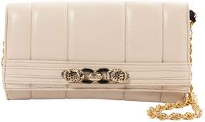 Roberto Cavalli Leather clutch bag
