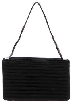 Giorgio Armani Pleated Silk Mini Bag
