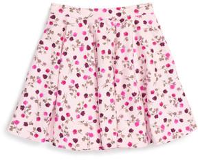 Kate Spade floral print circle skirt (Big Girls)