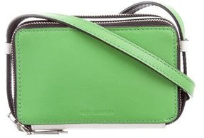 Reed Krakoff Mini Double-Zip Crossbody