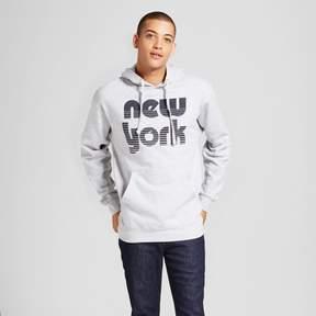 Awake Men's New York Apple Hoodie Gray