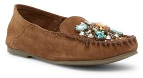 Free People Gemstone Suede Moccasin