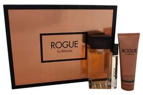 Rihanna Rogue by for Women Fragrance Gift Set - 3pc