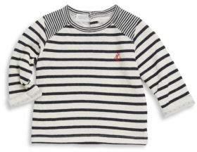 Petit Bateau Baby's Lazare Striped Top