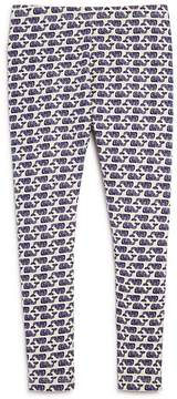 Vineyard Vines Girls' Etched-Whale-Print Leggings - Little Kid