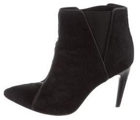 Rachel Zoe Ponyhair Ankle Boots