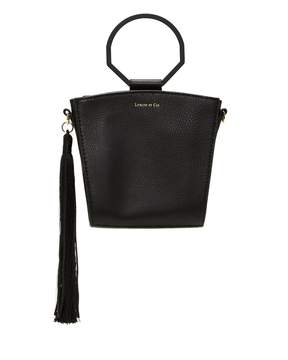 Louise et Cie Joni Tassel Bracelet Bag