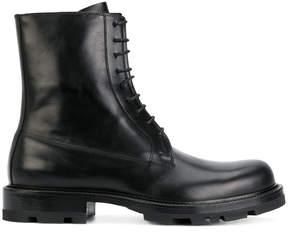 Jil Sander Box Valf ankle boots