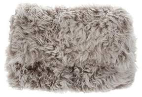 Elizabeth and James Fur Jack Convertible Clutch w/ Tags