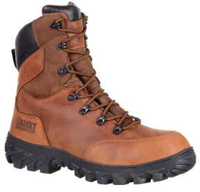 Rocky Men's 8 S2V CT 200g Insulated WP Work Boot RKK0217