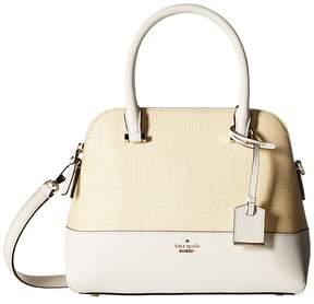 Kate Spade Cameron Street Straw Maise Handbags