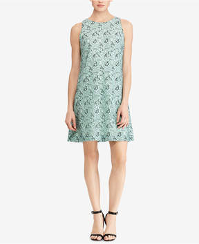 American Living Floral-Print Trapeze Dress