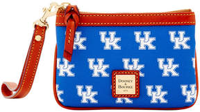 Dooney & Bourke Kentucky Wildcats Exclusive Wristlet