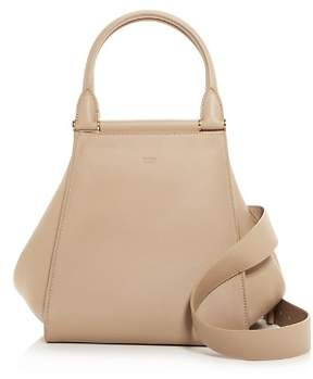 Max Mara Medium Leather Wing Tote