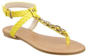 GUESS Gurri T-Strap Sandals