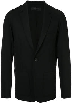Roar single breasted blazer