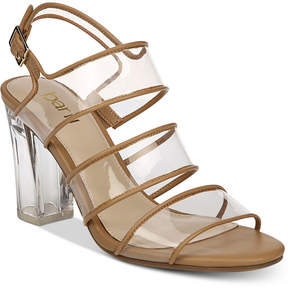 Bar III Bernice Strappy Dress Sandals, Created For Macy's Women's Shoes