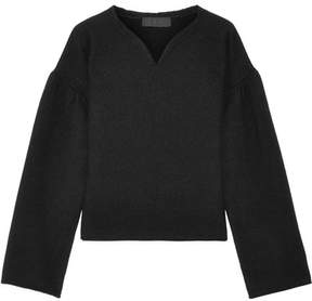Co Merino Wool Sweater - Black
