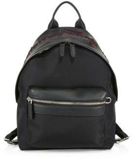 Salvatore Ferragamo Adjustable Strap Backpack